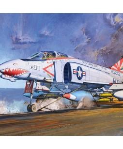 Academy modelis F-4B VF-111 SUNDOWNERS 1/48