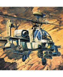 Academy modelis AH-64A 1/48