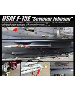 Academy modelis F-15E Seymour Johnson 1/48