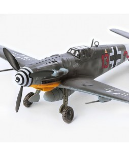 Academy modelis Messerschmitt Bf109G-6/G-2 JG 27 1/48