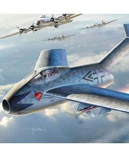 Academy modelis Focke-Wulf Ta-183 Huckebein 1/48