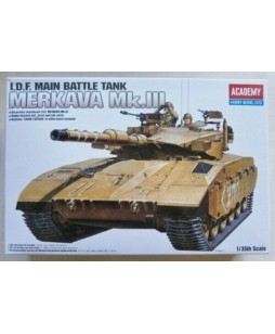 Academy modelis IDF MERKAVA MK III 1/35