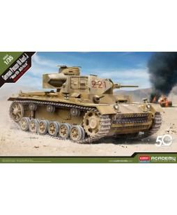 Academy modelis German Panzer III Ausf. J North Africa 1/35
