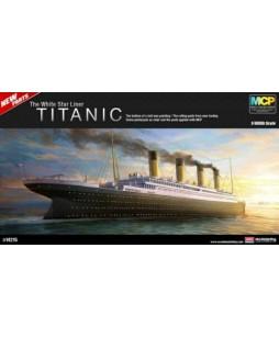 Academy modelis The White Star liner TITANIC 1/400