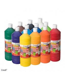 Creall Dacta color dažų rinkinys 12x1000ml