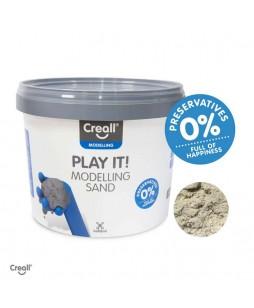 Creall kinetinis modeliavimo smėlis 5000g