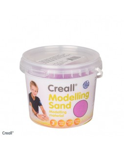 Creall modeliavimo smėlis 750g., violetinis