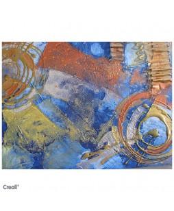 Creall Studio metalic akriliniai dažai, 120ml