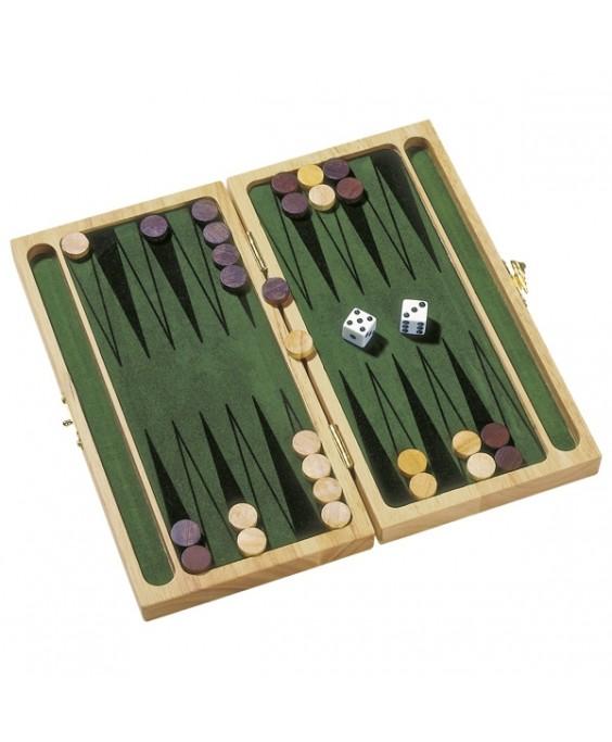 Goki žaidimas Backgammon