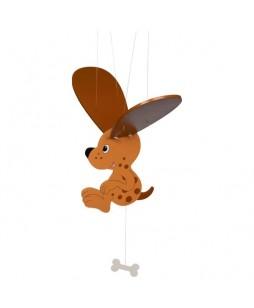 Goki siūbuojantis žaislas Šuo