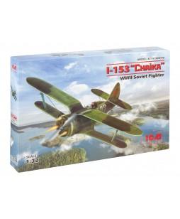 ICM modelis I-153 Chaika, WWII Soviet Fighter 1/32