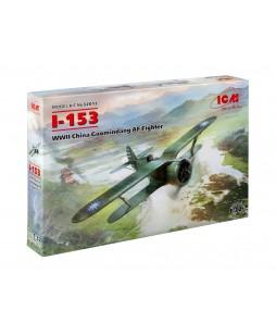 ICM modelis I-153, WWII China Guomindang AF Fighter 1/32