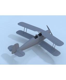 ICM modelis Bücker Bü 131D, WWII German Training Aircraft 1/32