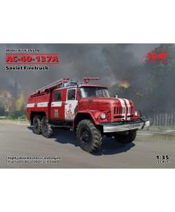 ICM modelis AC-40-137A, Soviet Firetruck 1/35