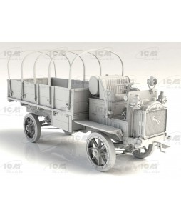 ICM modelis FWD Type B, WWI US Army Truck 1/35