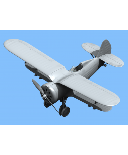 ICM modelis I-153 Chaika, WWII Soviet Biplane Fighter 1/48