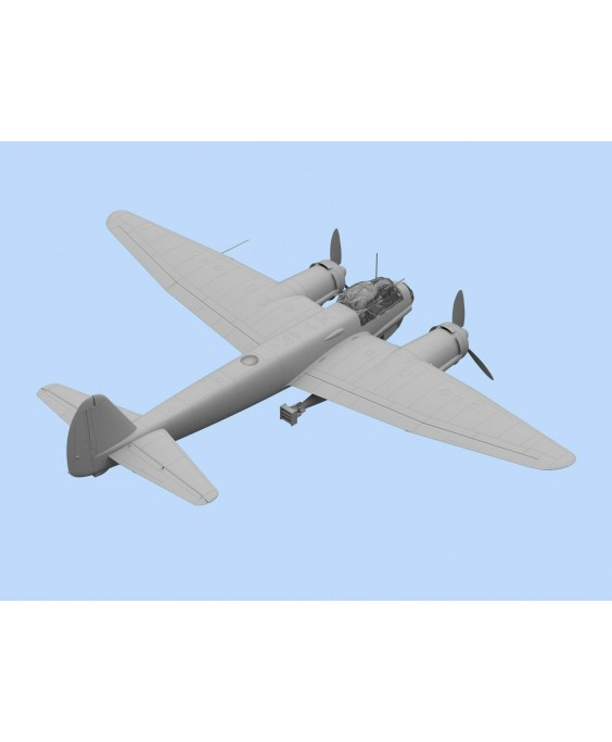 ICM modelis JU 88A – 4 Torp/A - 17 1/48