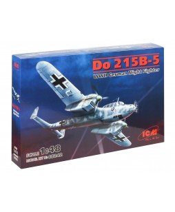 ICM modelis Do 215 B-5, WWII German Night Fighter 1/48