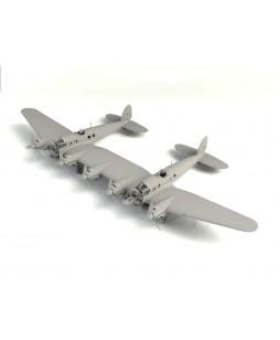 ICM modelis He 111Z-1 Zwilling, WWII German Glider Tug 1/48