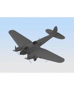 ICM modelis He 111H-16, WWII German Bomber 1/48