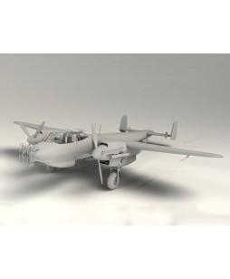 ICM modelis Do 217N-1, WWII German Night Fighter 1/48