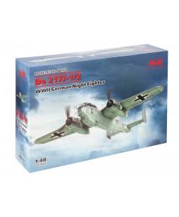 ICM modelis Do 217J-1/2, WWII German Night Fighter 1/48