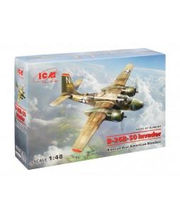 ICM modelis B-26B-50 Invader, Korean War American Bomber 1/48