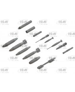 ICM US Aviation Armament 1/48