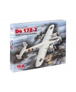 ICM modelis Do 17Z-2, WWII German Bomber 1/72