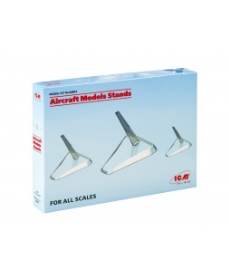 ICM modelis Aircraft Models Stands