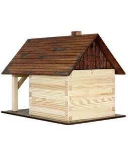 Walachia medinis klijuojamas rinkinys  Kalvė