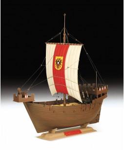 Zvezda modelis Hansa Cog (RR) 1/72