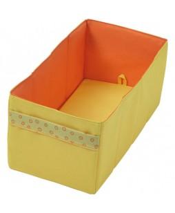 Dėžutė iš audinio