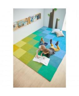 Haba kilimas Spalvų laukai
