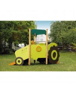 Žaidimų aikštelė Traktorius