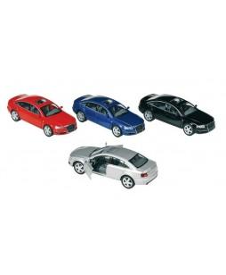Goki automobilių modeliukai Audi A6 1/38