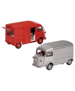 Goki automobilių modeliukai Citroen Type H 1/24
