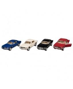 Goki automobilių modeliukai Ford Mustang (1964) 1/36