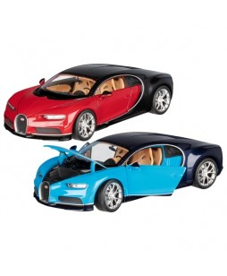 Goki automobilių modeliukai Bugatti Chiron 1/24
