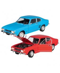 Goki automobilių modeliukai Ford Capri 1969 1/24