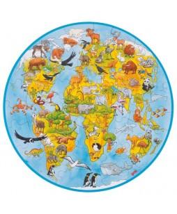 Goki dėlionė Pasaulis