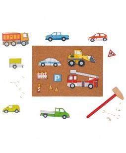Goki kalimo žaidimas Automobiliai