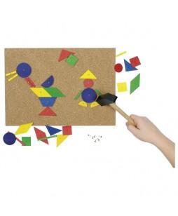 Goki kalimo žaidimas Geometrinės formelės