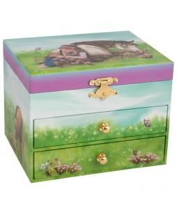 Goki muzikinė dėžutė  Arkliukas