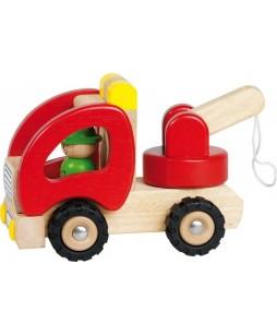Goki medinė mašina Techninė pagalba