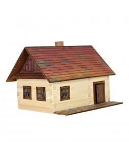 Walachia medinis klijuojamas rinkinys  Namas