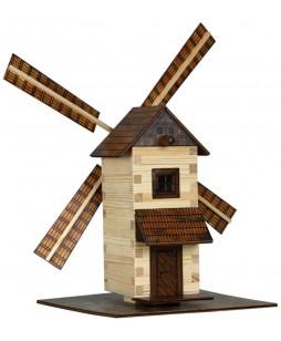 Walachia medinis klijuojamas rinkinys  Vėjo malūnas