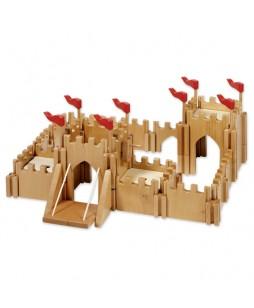 Goki  konstruktorius Riterių pilis, 63 vnt