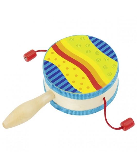 Goki muzikos instrumentas vaikams Būgnelis