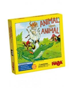 Haba  žaidimas Gyvūnų piramidė
